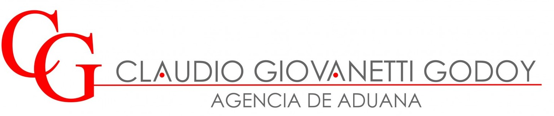 A. de Aduanas Claudio Giovanetti Godoy